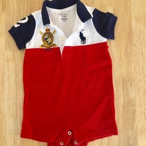 Infant Ralph Lauren summer wear